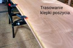 Blekingseka drewniana łódź sklejkowa 4
