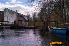 SOF kanu canoe drewniane 23