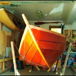 Blekingseka łódka sklejkowa